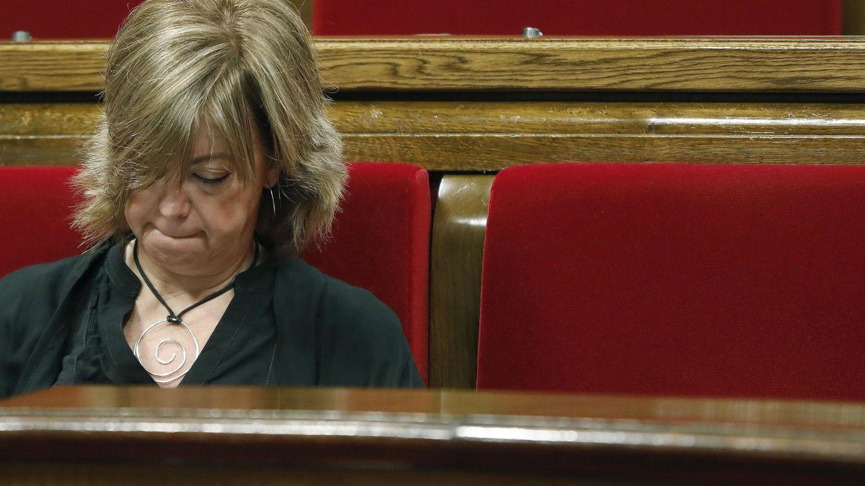 La consellera de Gobernació, Meritxell Borràs. (EFE)