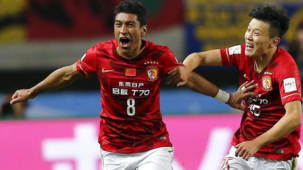 La dura tortura china de Paulinho para jugar en el Barcelona