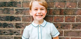 Post de Un sir, un megalodón y un príncipe: el regalo de George, motivo de 'rifirrafe' internacional