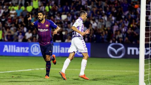 FC Barcelona - Real Valladolid en directo: resumen, goles y resultado