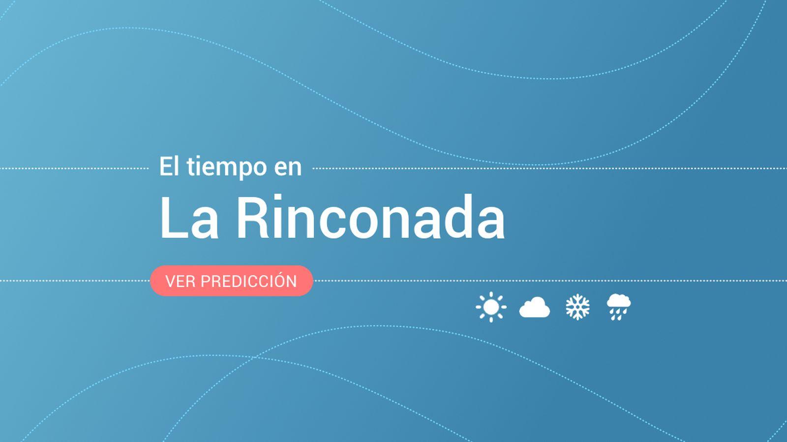 Foto: El tiempo en La Rinconada. (EC)