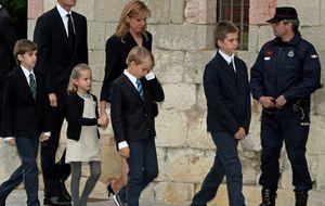 La Infanta y Urdangarin cargaron a Aizoon un viaje a Río con sus hijos