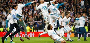 Post de Los antihéroes Benzema y Keylor Navas empujan al Madrid hasta Kiev