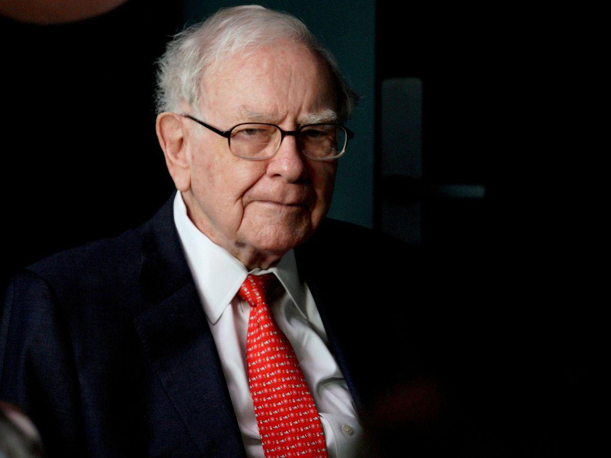 Foto: CEO de EEUU, Warren Buffet