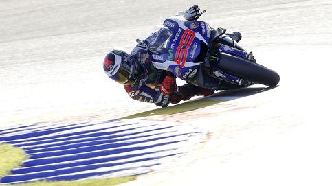 Lorenzo no se quería despedir de Yamaha sin establecer un récord en Cheste