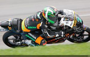 Los pilotos de Moto3 disparan las pulsaciones y Vázquez las calma
