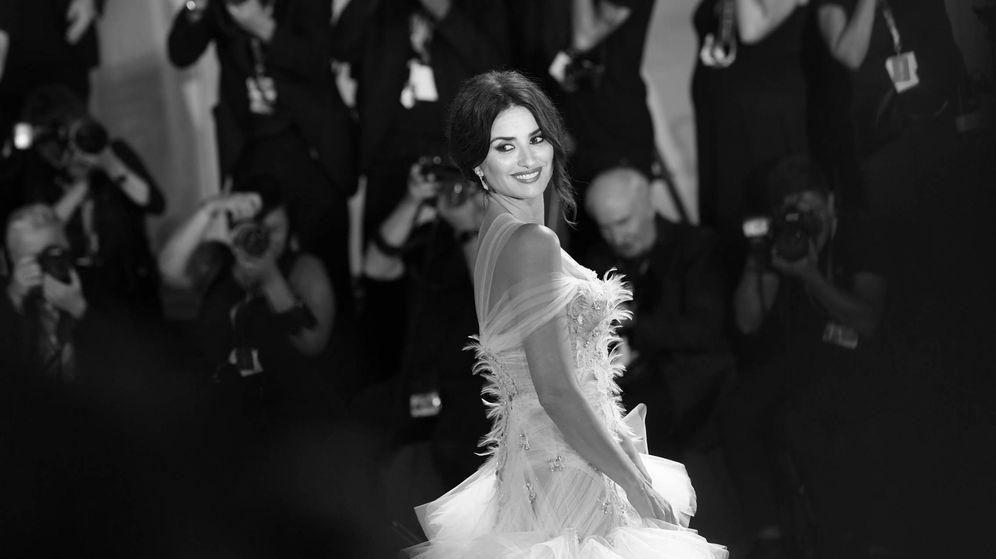 Foto: Penélope Cruz en el Festival de Venecia. (Getty)