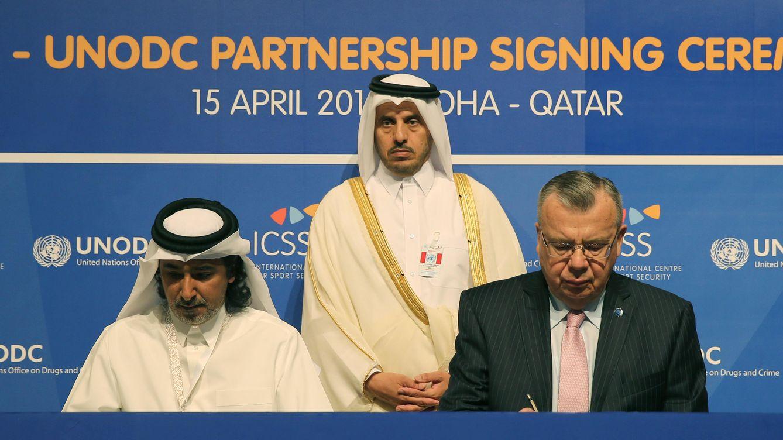 Naciones Unidas se une a la gran cruzada catarí contra el amaño de partidos