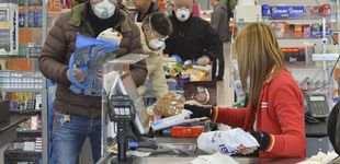 Post de Un séptimo muerto por coronavirus en Italia: el norte del país, desabastecido