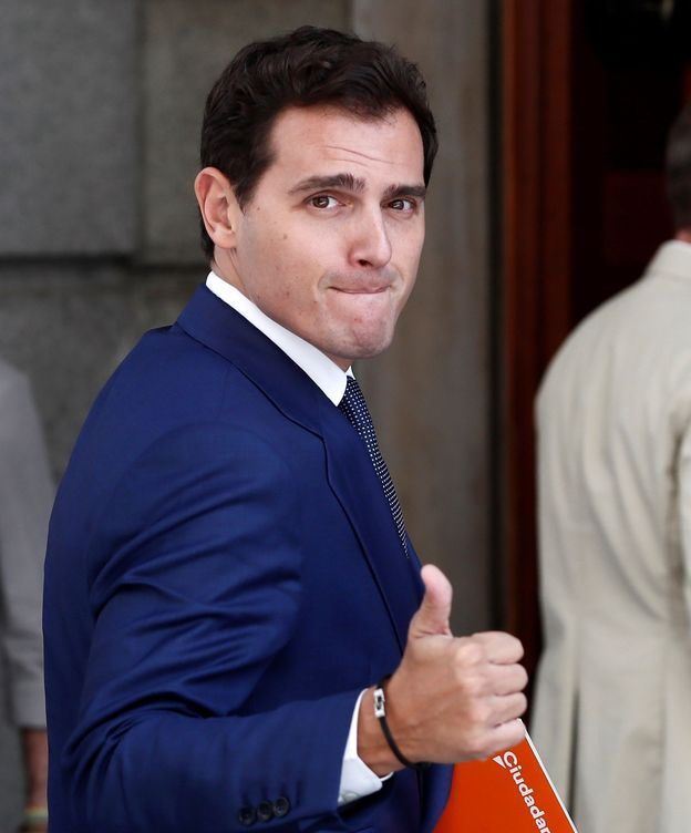 Foto: El líder de Ciudadanos, Albert Rivera. (EFE)