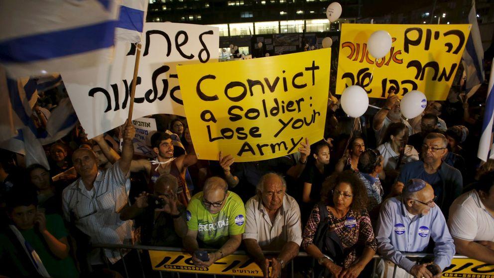 La campaña del Gobierno de Israel para silenciar a sus traidores
