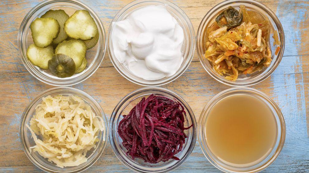 Yogur, tofu, chucrut... Qué son y para qué sirven los probióticos
