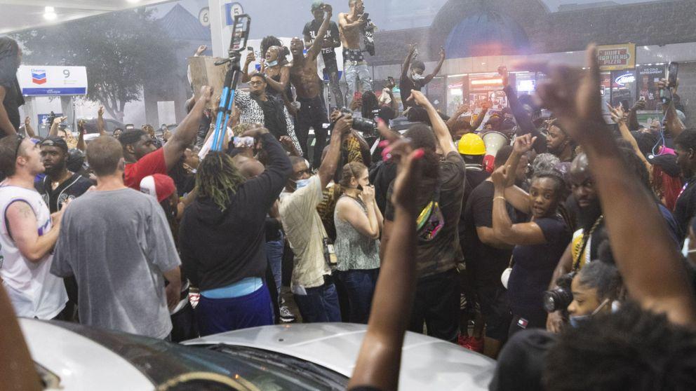 La muerte de otro joven negro en Atlanta reaviva las protestas raciales en EEUU