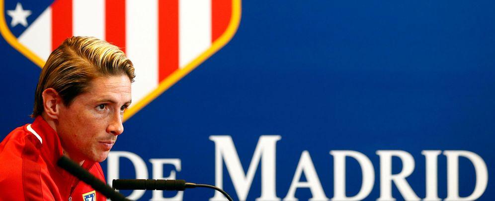 Foto: Fernando Torres alcanzó un acuerdo con el Atlético para jugar de rojiblanco una temporadas más (Reuters)