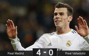 Bale golea, asiste y justifica una vez más los 91 millones de su fichaje
