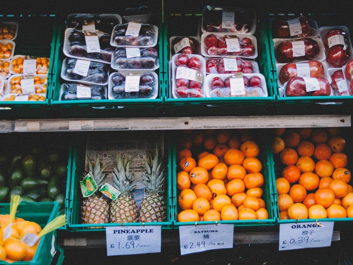 Foto: El supermercado 'online' de Amazon, colapsado en Madrid