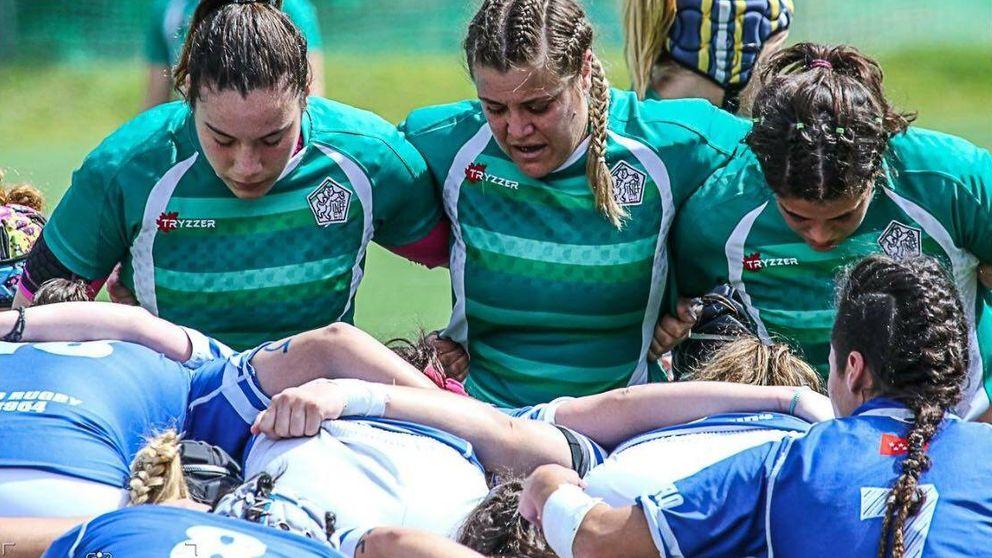 Aroa González, la 'leona' del rugby que se levanta a las 5 para trabajar a la SEAT