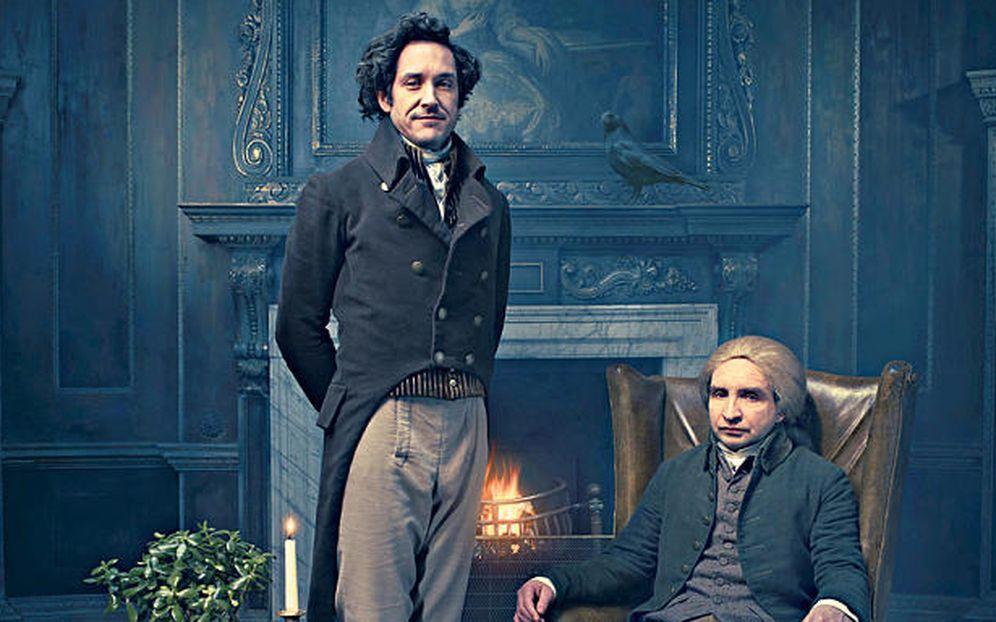 Foto: 'Jonathan Strange y el señor Norrell'