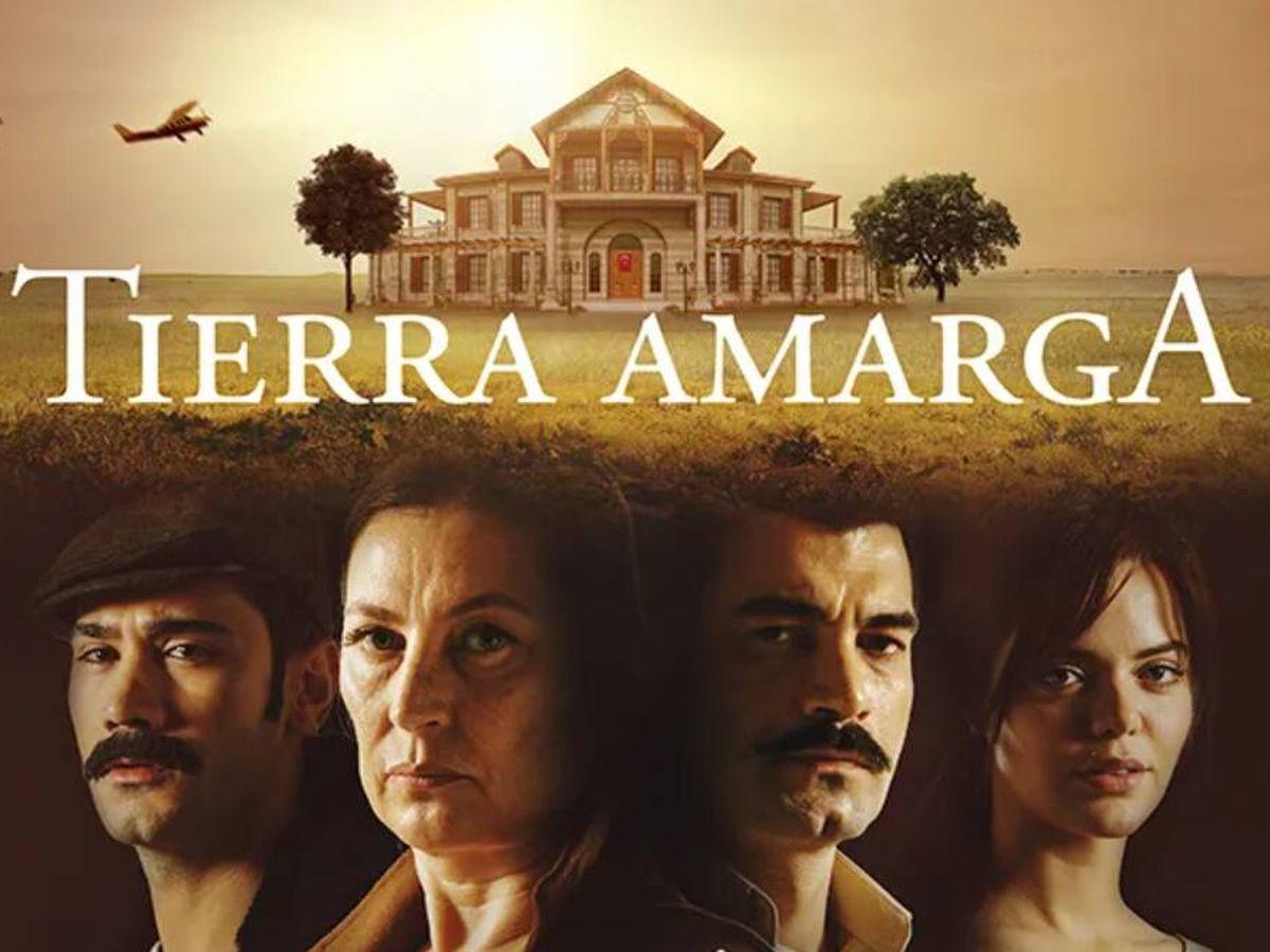 Foto: Imagen promocional de 'Tierra amarga'. (Atresmedia)