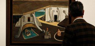 Post de Giorgio de Chirico, entre la realidad y el sueño, llega a Caixaforum Madrid