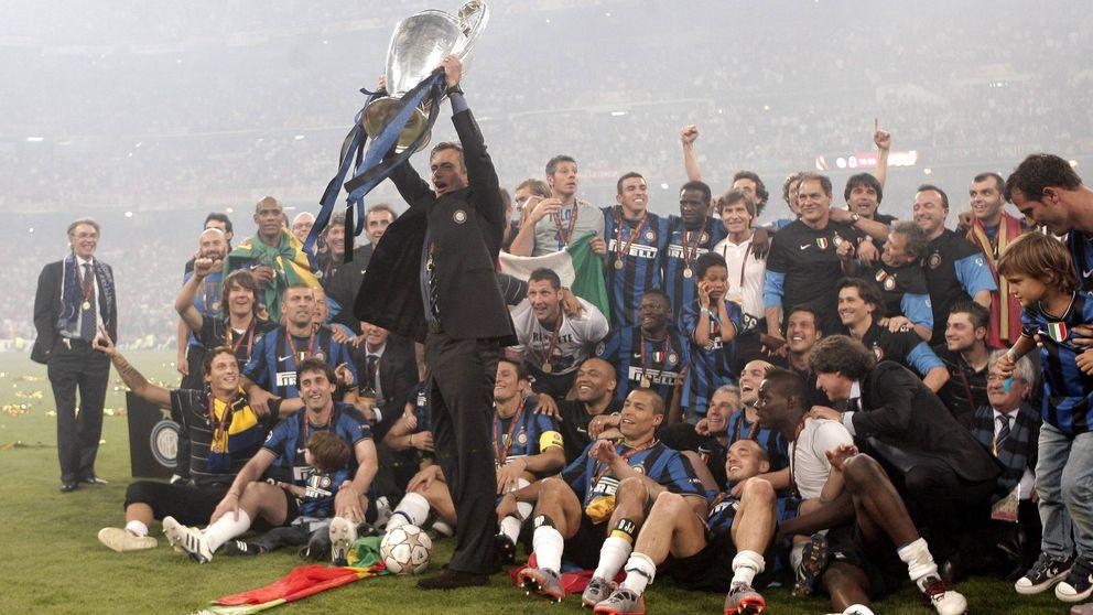 La dura vida del Inter sin Mourinho: del Triplete en 2010 a ser el hazmerreír