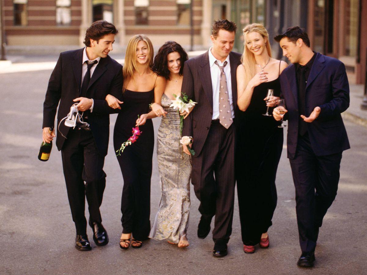 Foto: Hazte con una de las prendas más perseguidas de Friends. (Getty)
