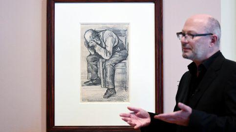 El Museo Van Gogh de Ámsterdam revela un nuevo dibujo del artista neerlandés