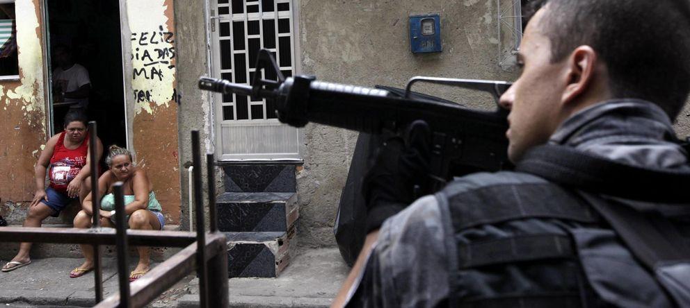 Foto: El narco declara la guerra a la pacificación