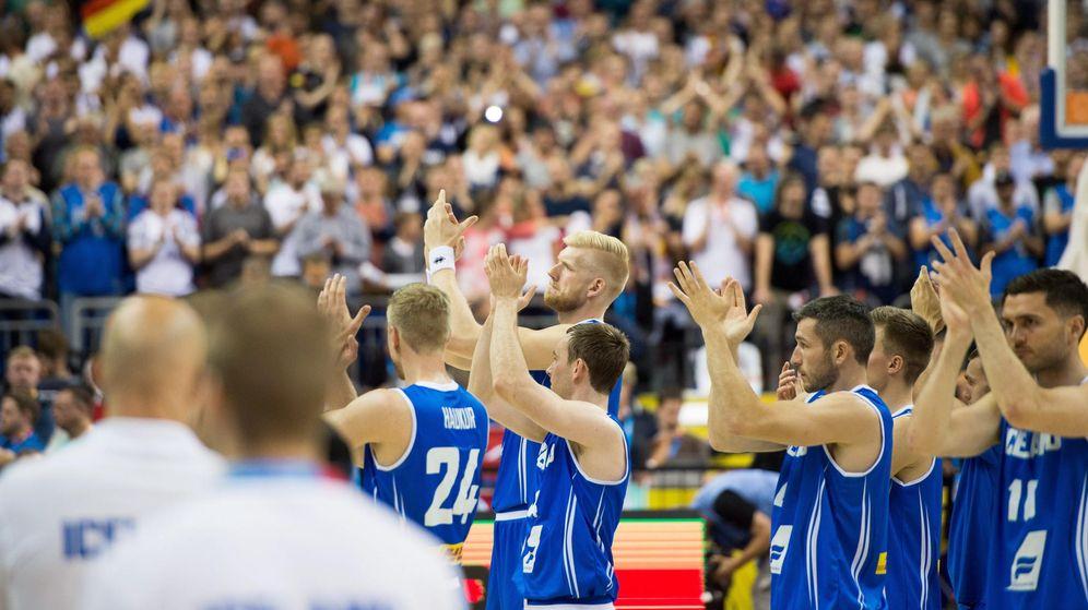 Foto: Islandia ha perdido los tres primeros partidos del EuroBasket (Efe)
