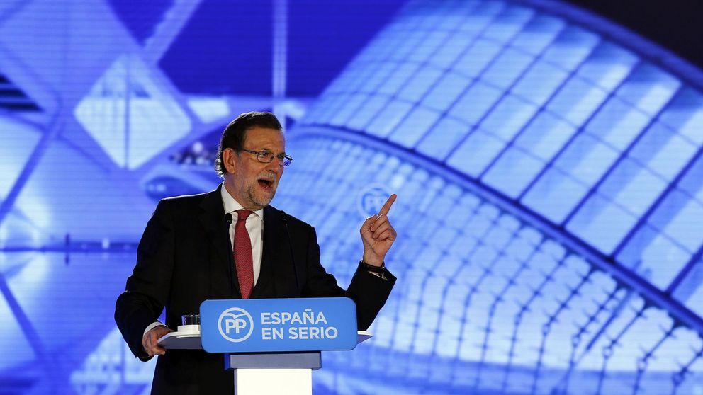 Rajoy pide el voto para evitar una coalición que lleve España a la ruina