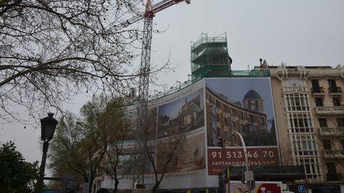 Una sola calle de Madrid aglutina cinco proyectos para construir 89 pisos de lujo