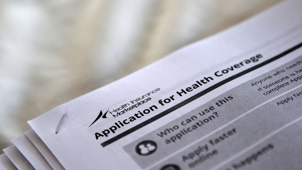 Foto: La propuesta republicana para derogar el Obamacare. (REUTERS)