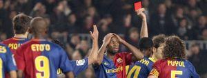 Competición no retira a Keita la roja ante el Espanyol
