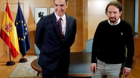 Sánchez se reunió ayer en secreto con Iglesias pero sin lograr avances concretos