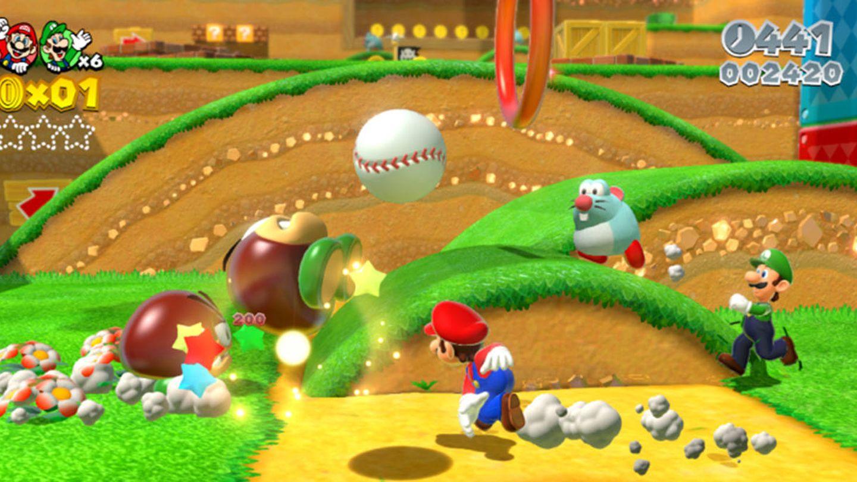 Super Mario 3D World. Foto: Nintendo.