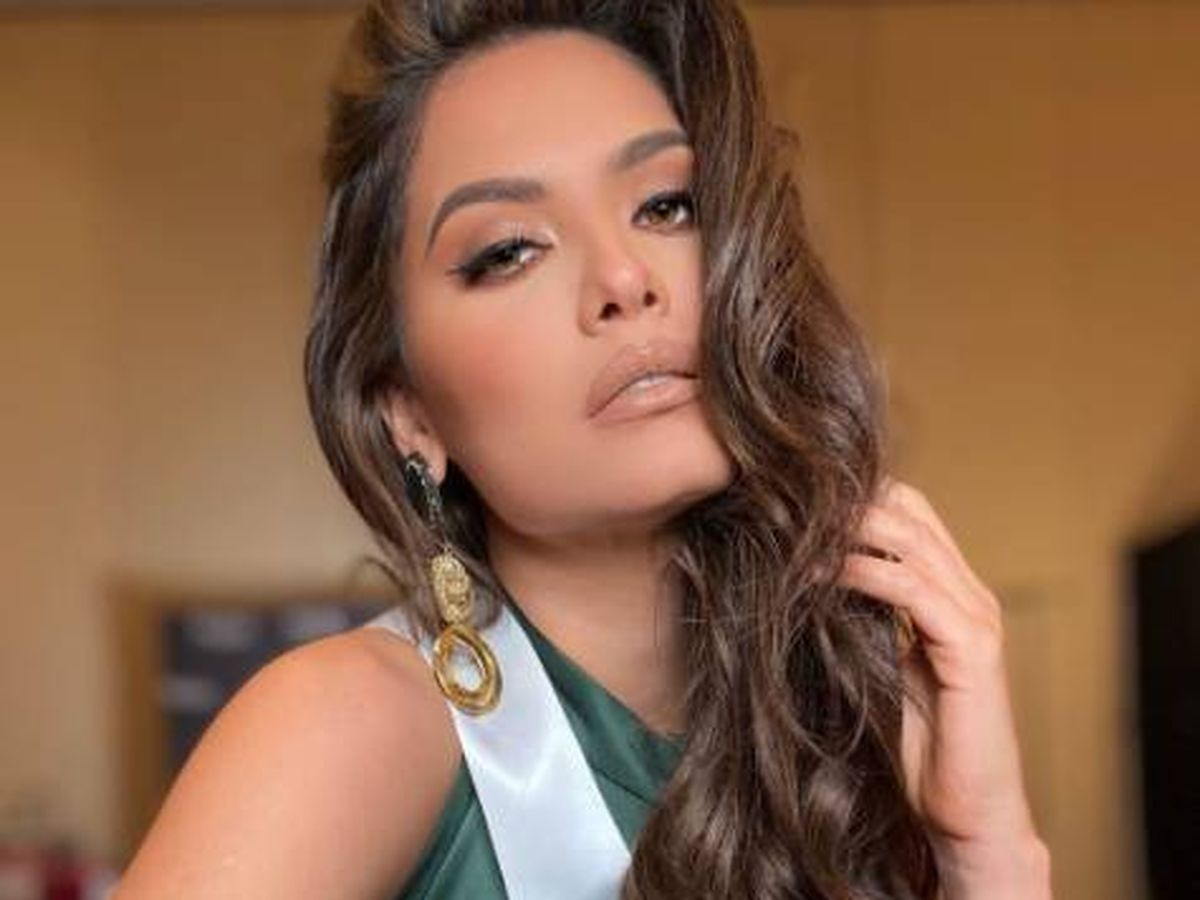 Foto: La nueva Miss Universo, Andrea Meza. (Instagram @andreamezamx)