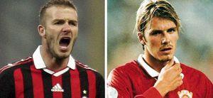 Beckham vuelve a Old Trafford con sed de venganza
