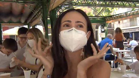 La nueva normalidad incluye acostumbrarse a usar la mascarilla en espacios públicos