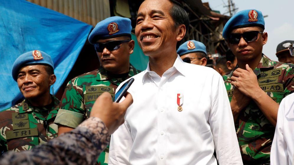 Foto: Joko Widodo. (Reuters)
