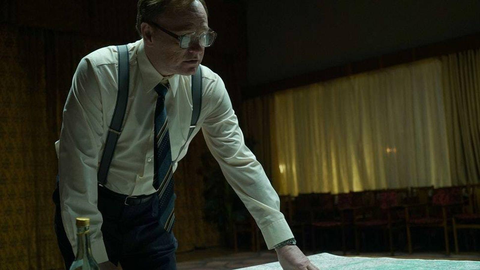 Foto: Valery Legásov, en 'Chernobyl'. (HBO)
