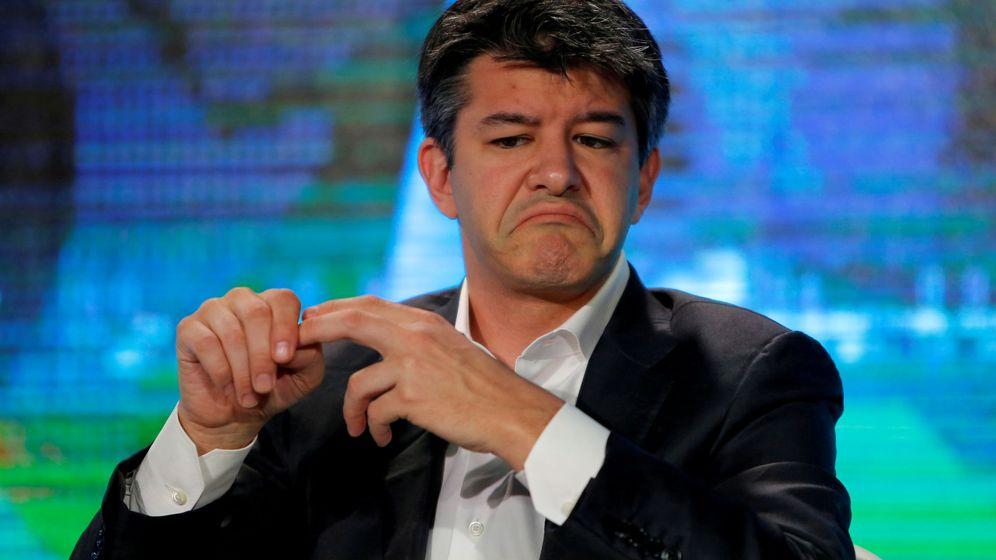 Foto: El fundador de Uber, Travis Kalanick. (Reuters)