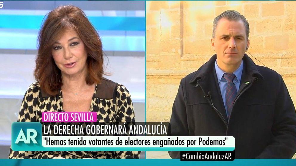 Ana Rosa Quintana se la devuelve a Vox tras acusarla de feminazi