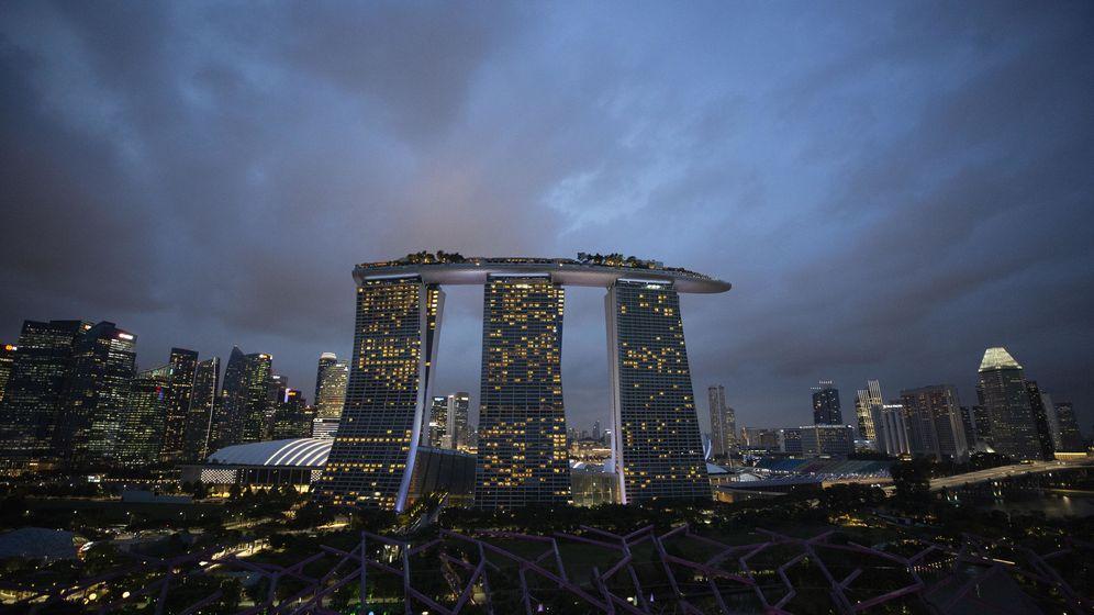 Foto: Singapur es la ciudad número 1 del ranking para encontrar empleo en 2020 (EFE EPA/How Hwee Young)