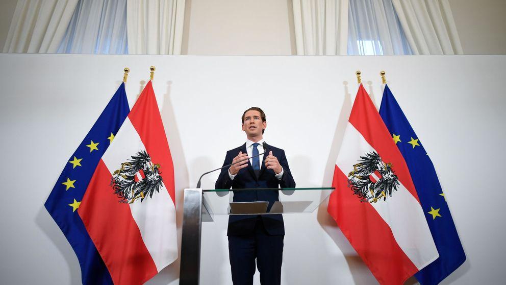Austria adelanta legislativas tras romperse la coalición de Gobierno