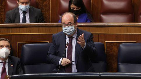 Iceta apuesta por un referéndum a medida sobre autogobierno y financiación catalana