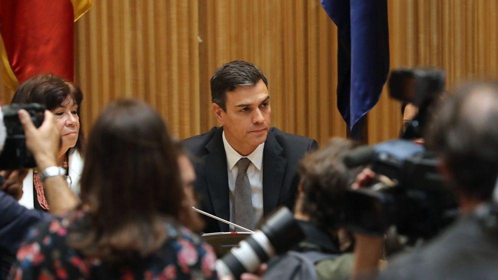 Foto: El secretario general del PSOE, Pedro Sánchez. (EFE)