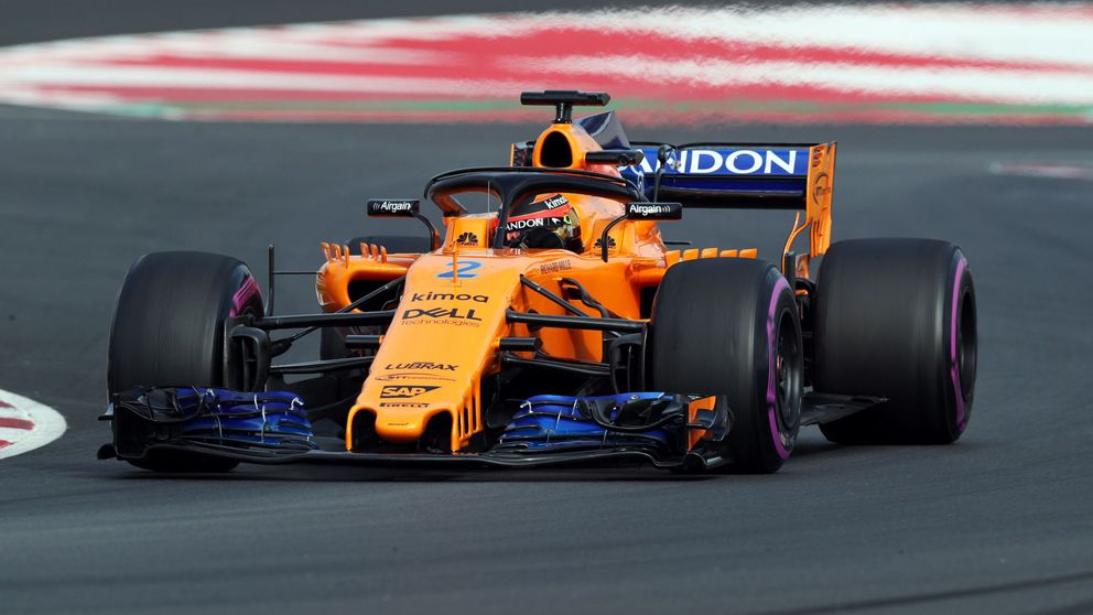 Cuando Vandoorne confirmó en la pista la sorprendente postura de Alonso