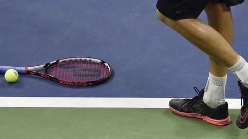 Detenidas 34 personas, seis de ellas tenistas, por amañar torneos de tenis