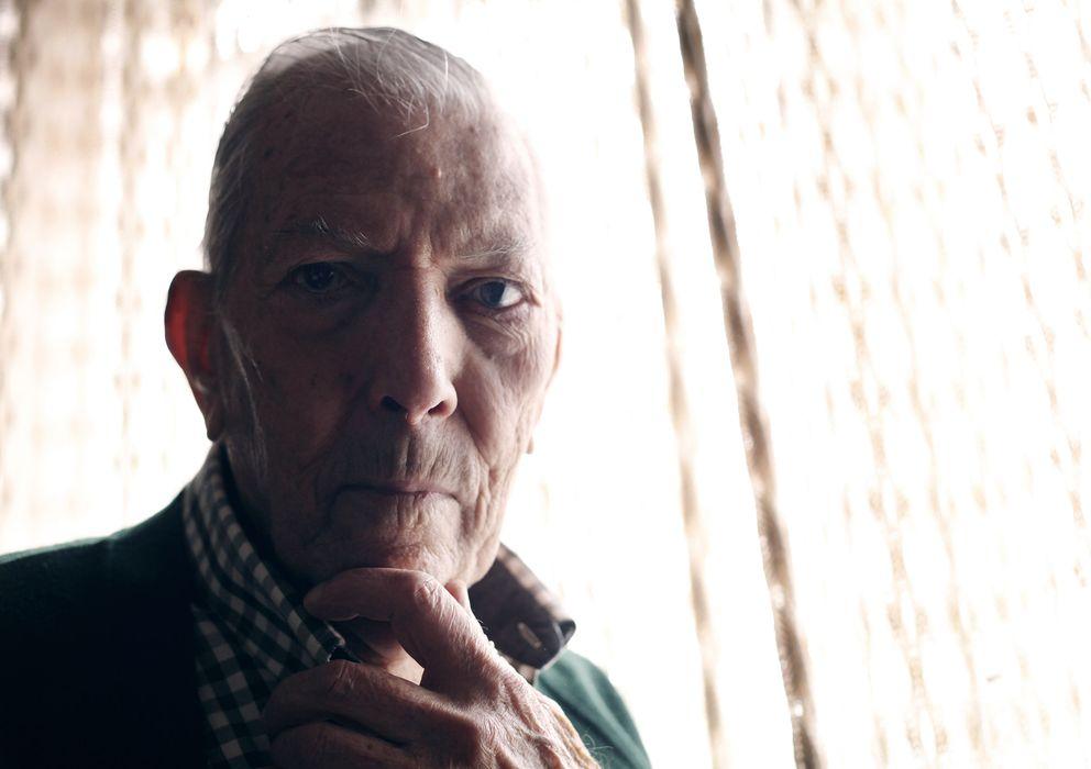 Foto: Ángel Macarrón, un hombre que ha dedicado su vida a proteger el arte. (Enrique Villarino)