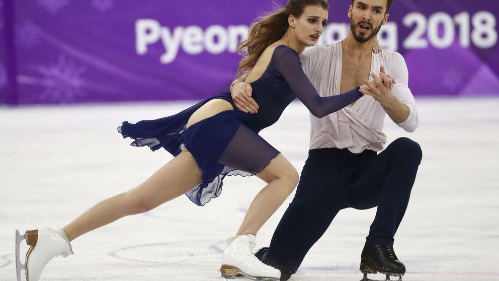 Gabriella Papadakis: cuando una teta cubre una medalla olímpica